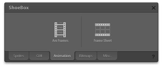 Animation sprite